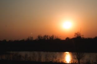 Sunset in Beijing I
