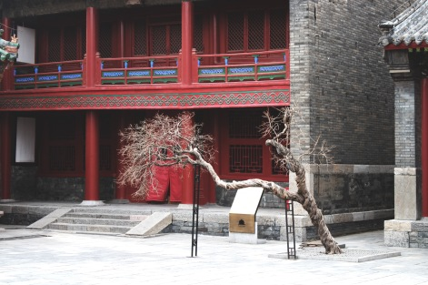 Temple in Shenyang I
