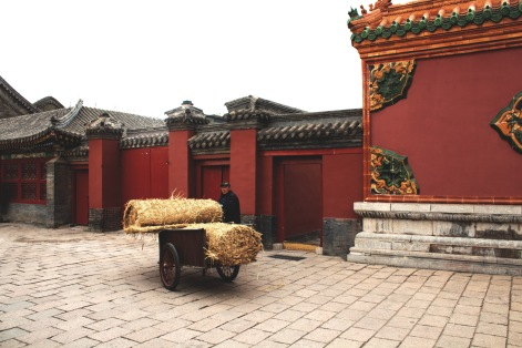 Temple in Shenyang II
