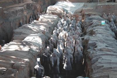 Terracotta Army in Xi'an I